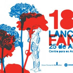 40 anos de abril são 40 anos de liberdade.