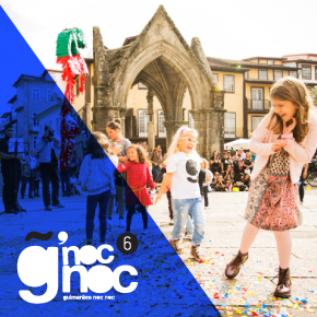 Inicia-se a sexta edição do Guimarães noc noc.