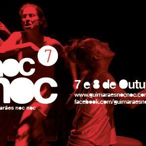 Guimarães noc noc > Roteiro e Programação da sétima edição.